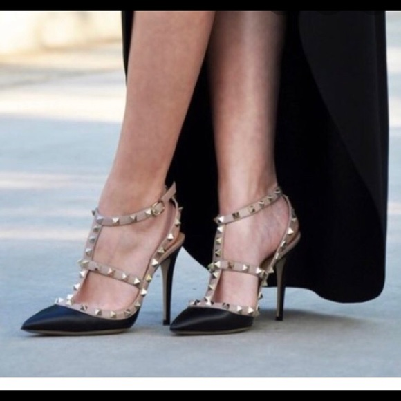 Valentino Shoes | Valentino Rockstud
